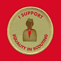 Inclusive Scout Badge
