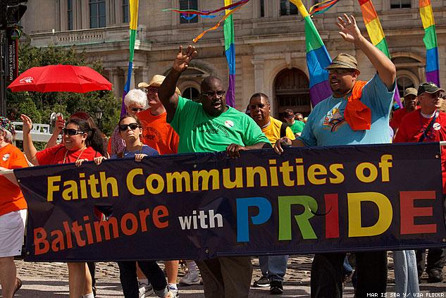 Baltimore Faith
