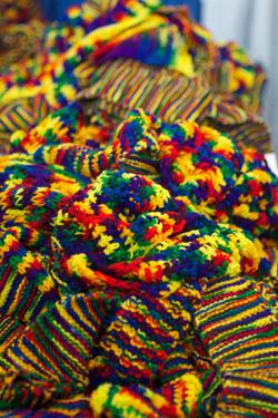 Rainbow Scarves