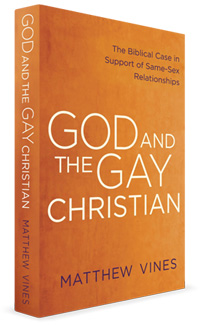 God and Gay the Christian