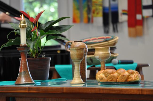 More Light Sunday Communion